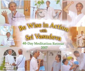 Retreatul de meditatie de 40 de zile 2007