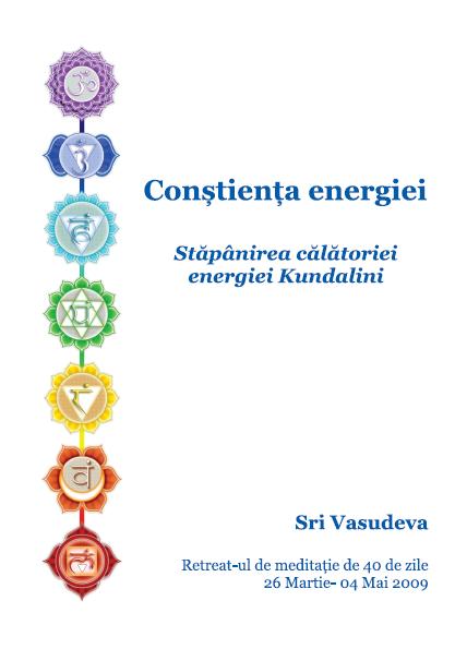 Constienta energiei